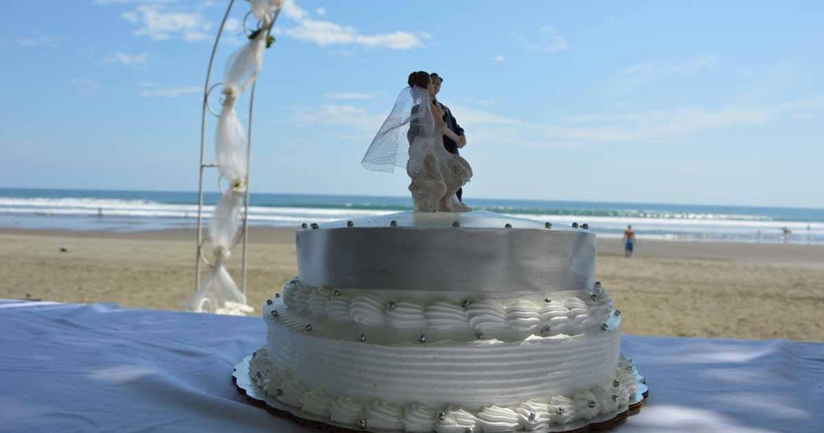 beach wedding planner costa rica