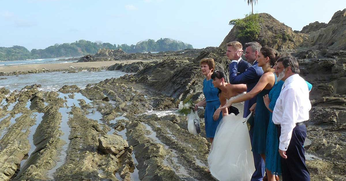 Costa Rica wedding packages - photo shoot