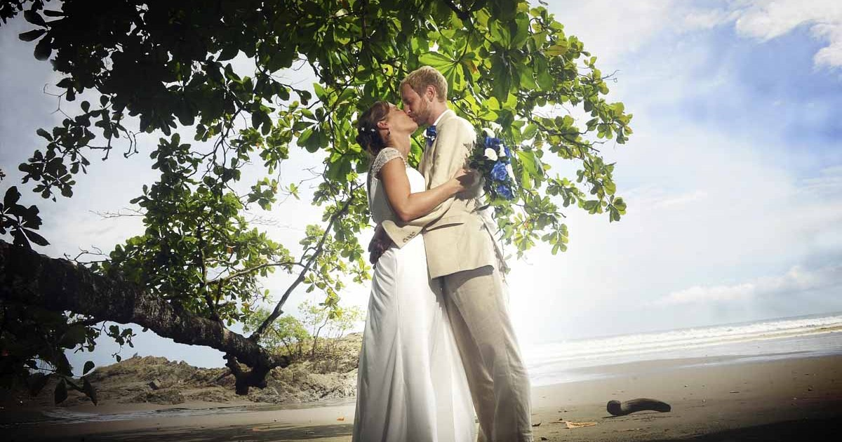 Costa Rica Wedding in Dominical