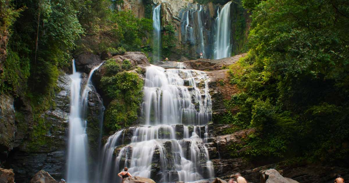 Nauyaca Waterfalls Dominical