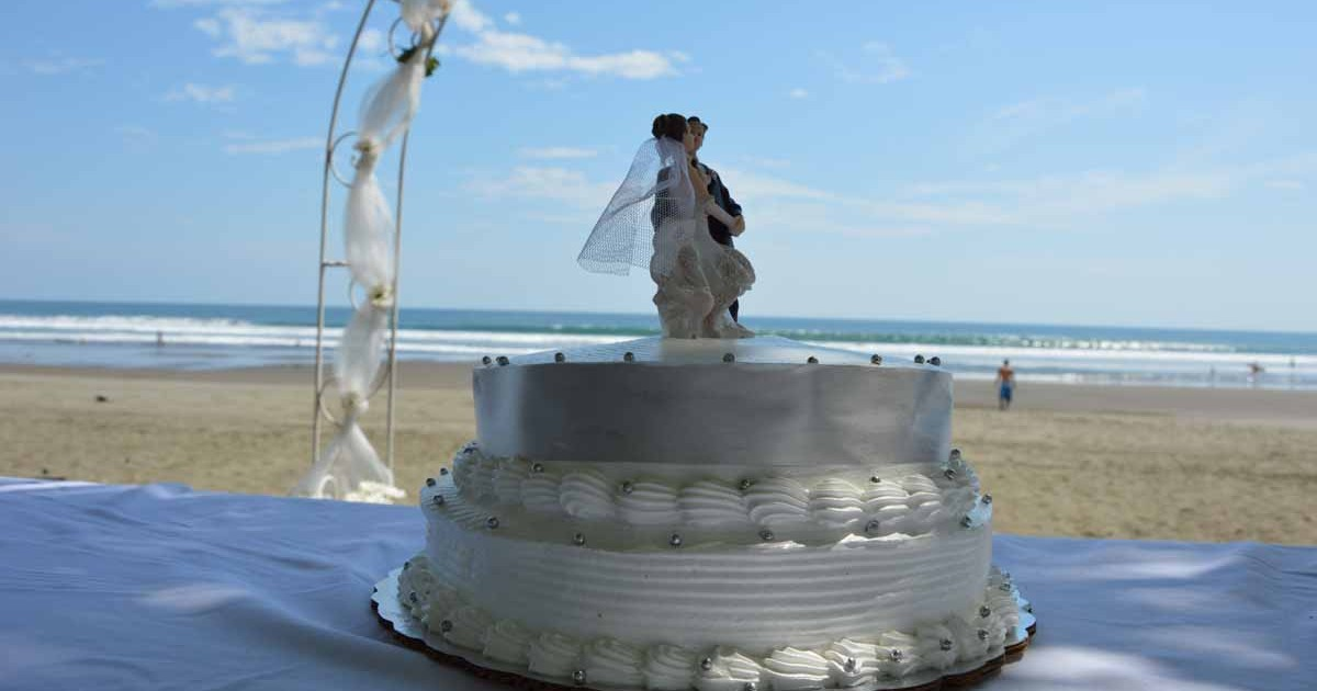 beach wedding planner costa rica