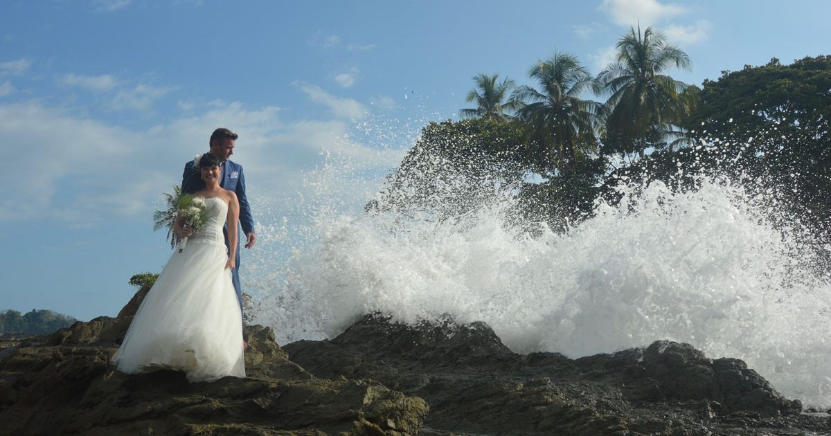 Wedding Costa Rica - stunning nature